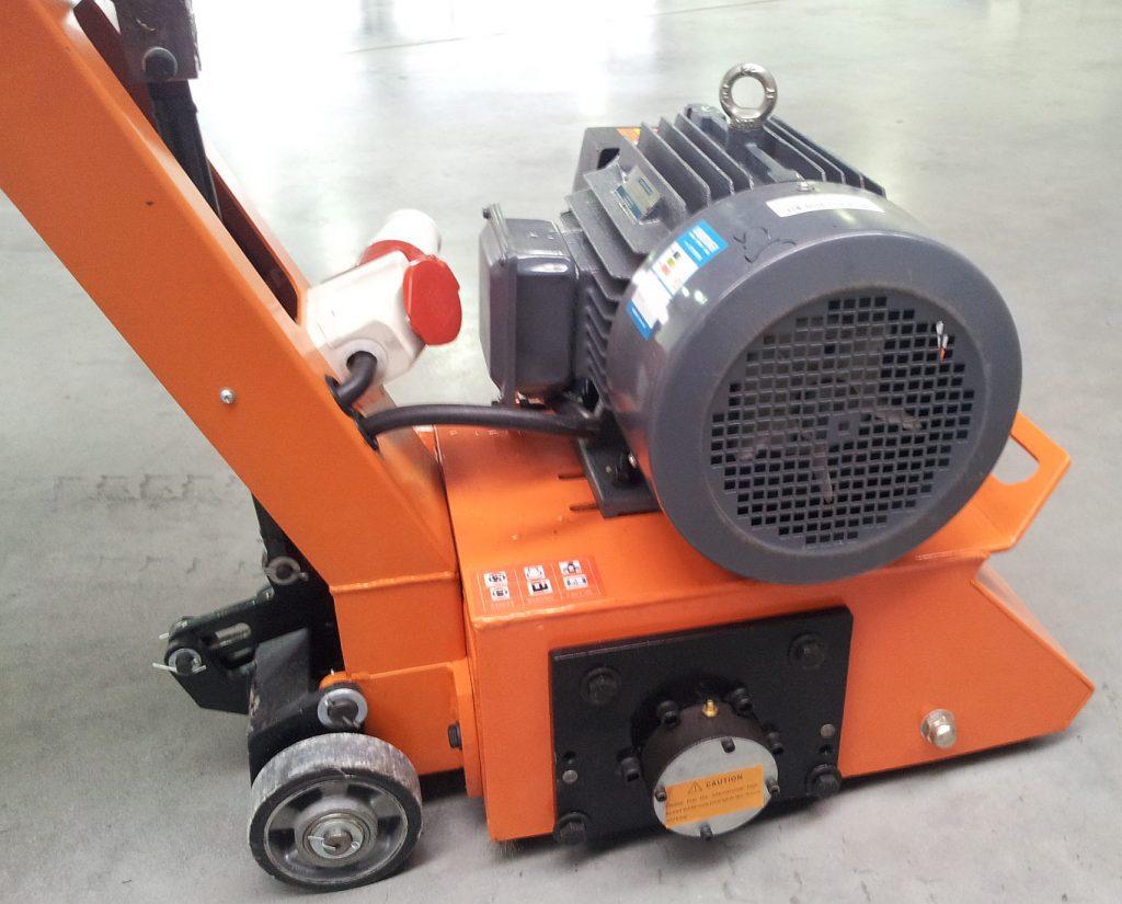 elektromos betonmaró gép